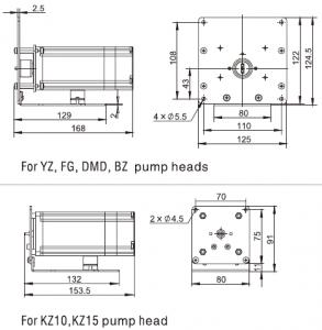 bản vẽ máy chạy thận nhân tạo MTH18-12