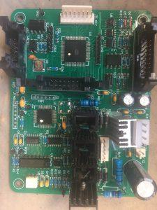 Main điều khiển bơm nhu động BT100-1F